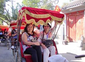 Hutong Tour with Rickshaw