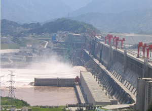 Three-Gorge Dam, Yichang