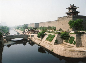 City Wall, Xian